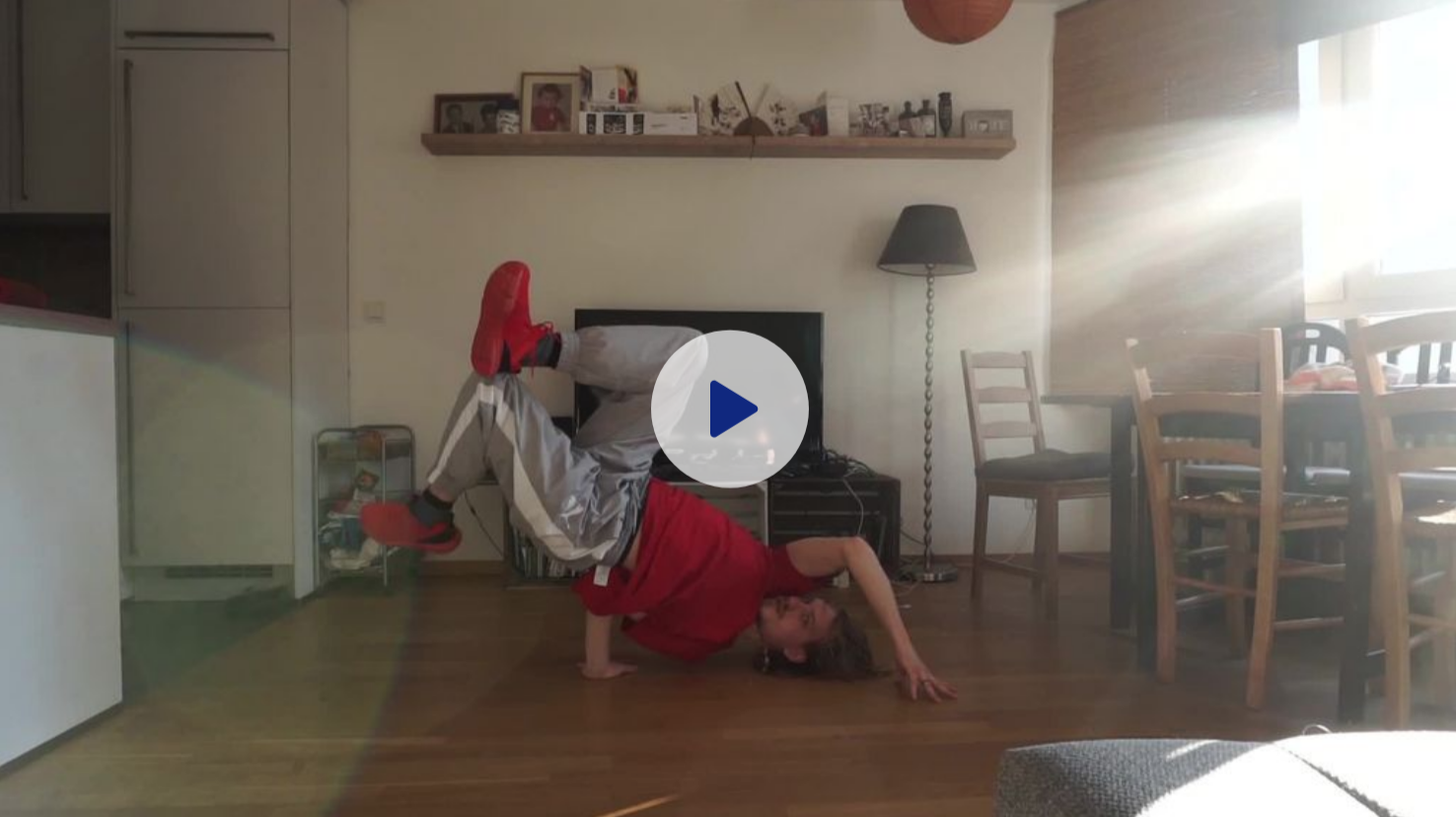 Breakdance mit Alex Tutorial 1