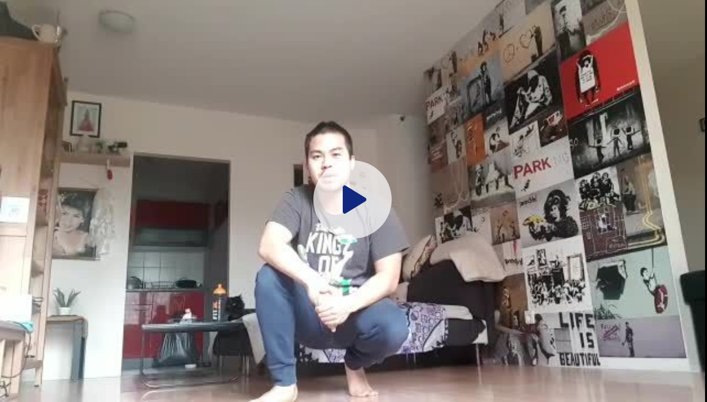 Breakdance mit Hoang Tutorial 1
